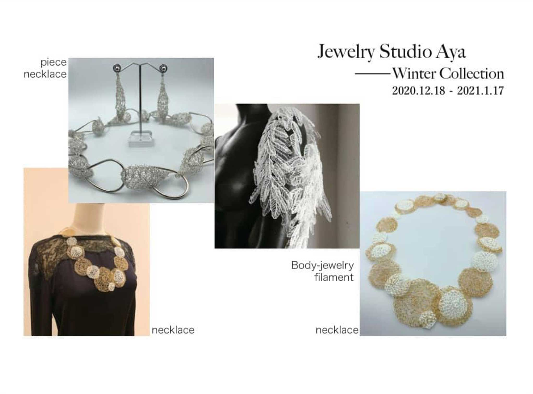Jewelry Studio Aya - Winter Collection